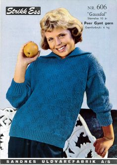 Click to enlarge Old Books, Vintage Knitting, Embroidery Patterns, Tatting, Christmas Sweaters, Men Sweater, Turtle Neck, Crochet, Fashion