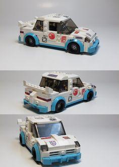 Tuner #LEGO #rally