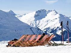 Jöchelspitze - Lechtal skiing area - Tyrol - Austria