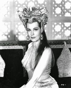 Arlene Dahl.