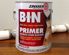 Priming is crucial when prepping the surface for paint. Check out this article to find out the best primer for kitchen cabinets. Best Primer, Painting Over Wallpaper, Diy Wallpaper, Primer For Kitchen Cabinets, Oak Cabinets, Zinsser Primer, Best Paint For Wood, Interiors, Kitchens