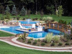 #backyard #pool