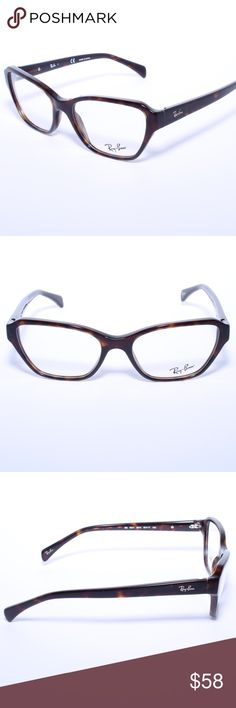 76366f29db Ray Ban RX Eyeglasses RB 5341 2012 Dark Havana Ray Ban RX Eyeglasses RB  5341 2012