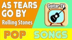 Wieder ein Song zum mitspielen! As Tears Go By von den Rolling Stones