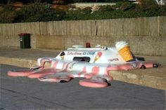 Ice Cream Truck - Melted