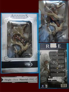 figurine assassin's creed 3 !