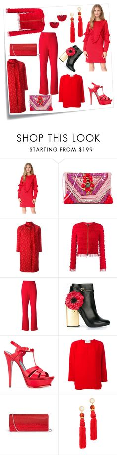 """""""fashion look better"""" by emmamegan-5678 ❤ liked on Polyvore featuring Post-It, Suncoo, Antik Batik, Ermanno Scervino, Givenchy, Jean-Louis Scherrer, Laurence Dacade, Yves Saint Laurent, Gianluca Capannolo and Judith Leiber"""