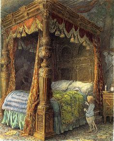 """Sweet Home Alabama: Inga Moore ~ Kenneth Grahame, """"The Wind in the Willows"""""""