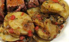 basque style potatoes
