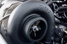 Turbonetics