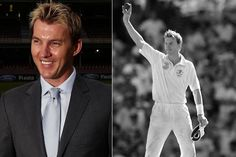 Brett Lee:  At his best, Lee was one of the quickest bowlers in world cricket apart from being a useful lower-order batsman. Lee has captured 380 wickets in 220 ODIs and 28 wickets in 25 T20 internationals.