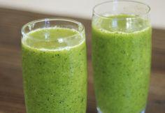 Hab ja schon öfter gehört, das so ein grüner Smoothie echt gesund sein soll. Muss ausprobiert werden!