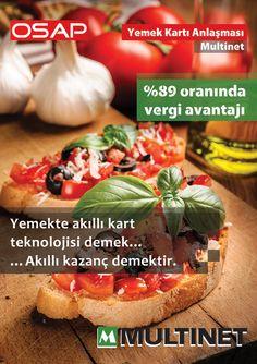 Multinet Yemek Kartı, OSAP üyelerine özel fırsatlarla sunuluyor. 4442295  www.osap.com.tr