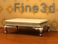 3D Model Antique09Table030b c4d, obj, 3ds, fbx, ma, lwo 16803