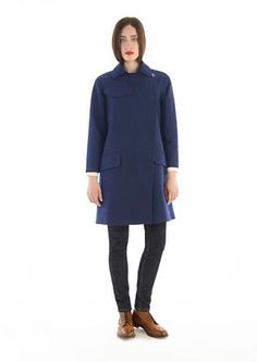 SEDNA SWING TRENCH | TOAST £239
