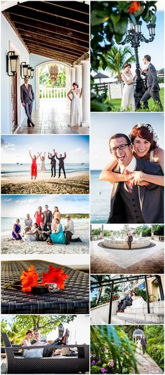 Bartlett Pair Photography - Sandals Antigua Destination Wedding Photography - Family Portraits
