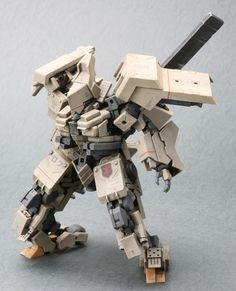 via Kotobukiya FRAME ARMS blog
