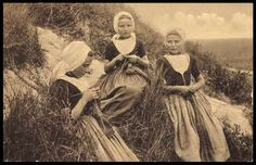 If one of these ladies were my great grandmother, it would explain a lot about me. -