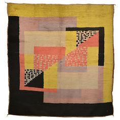 the59thstreetbridge:  French art deco rug