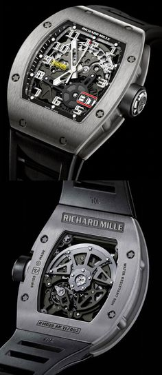 Richard Mille RM 029...in a perfect world.