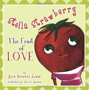 "Stella Strawberry is part of a collection of nine children's books based on the fruits of the Spirit (love, joy, peace, patience, kindness, goodness, faithfulness, gentleness, and self control).  Each fruit character teaches biblical principals about their ""fruit"". Authored by Yira Bernard Jones and Illustrated by David C. Rhoades.  www.fruityfriendsbooks.com"