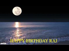 Raj Moon La Luna - Happy Birthday - YouTube