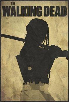 The Walking Dead présentées ci-dessous. Elles mettent en scène Rick, Daryl et Michonne...
