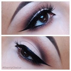 Pin eye makeup eyes girl makeup perfect cosmetics make-up pin eye makeup ideas makeup tips