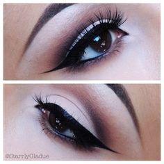 Pin eye makeup eyes girl makeup perfect cosmetics make-up pin eye makeup ideas makeup tips