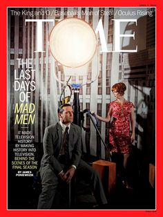 Time's 'Mad Men' cover story: What we learned | EW.com