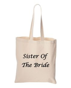 Wedding Bag Collection: Personalised Tote Canvas Bag Bridesmaid Bag Bride Maid of Honour Bridesmaid gift Cotton canvas. Mother Of The Groom Bags, Sister Of The Groom, Bride Sister, Mother Of The Bride, Bridesmaid Bags, Wedding Bags, Wedding Favours, Maid Of Honor, Cotton Canvas