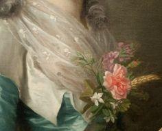 Antoine Vestier Charlotte Marie de Gasville. 1785.