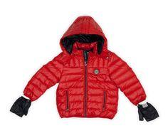 Armani Junior Kırmızı Mont