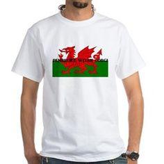 LS PWC name on flag T-Shirt