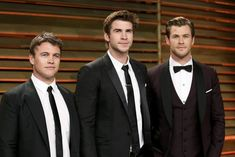 There's a third Hemsworth brother. | 24 Facts You Never Knew About The Hemsworth Brothers
