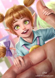Lucy Little ( Lucie Minipouss ) by Sebiji.deviantart.com on @DeviantArt