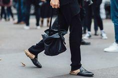 Paris Fashion Week / Street Style