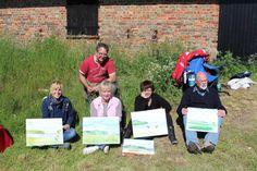 Aquarell malen an der Ostsee | Es hat Spaß gemacht in Middelhagen zu malen (c) Gerit Höhne-Grünheid #wirsindinsel! #rügen