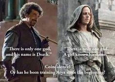 OOOH! I like this theory!