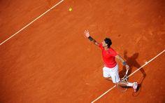Rafael Nadal defeats Denis Istomin in their second round match. www.rolandgarros.com  #tennis