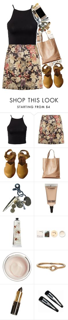 """You Just Be Pretty."" by sirenet ❤ liked on Polyvore featuring NLY Trend, Fashion Union, Sanita, London Edit, AllSaints, MAC Cosmetics, TokyoMilk, Korres, Dr. Sebagh and Acne Studios"
