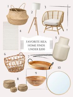 Wooden Floor Lamps, Ikea Home, Home Improvement, Home Upgrades, Inspired Homes, New Room, Living Room Designs, Feng Shui, Home Goods