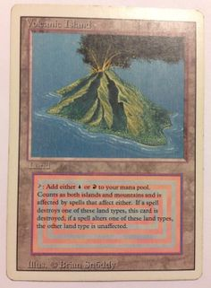 Buy Suiseki/YouLan Viewing Stone Amazing Group Distance Mountain Island Rough at online store Dual Lands, Magic The Gathering Cards, Magic Cards, Wizards Of The Coast, Mtg, Game Art, Island, Mountain, Rarity