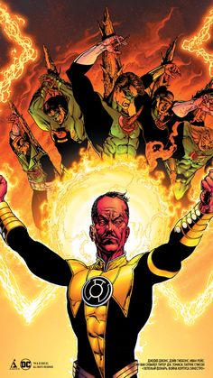 DC Зелёный Фонарь (Green Lantern) Корпус Синестро (Sinestro Corps) Batman Comics, Dc Comics, Batman Comic Wallpaper, Master Chief, Lanterns, Superhero, Movie Posters, Movies, Fictional Characters