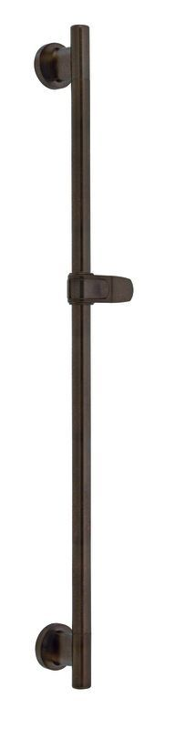 Danze D469700 Versa 30 Inch Slide Bar Tumbled Bronze Shower Accessories Slide Bars Slide Bar