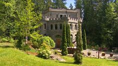 For sale: 'Modern medieval' castle in Skagit County