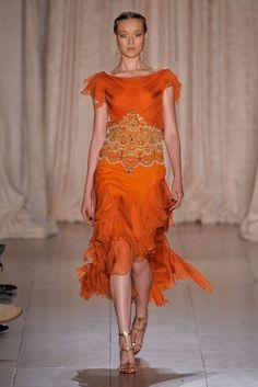 Marchesa - New York Fashion Week Spring Summer 2013 - Marie Claire