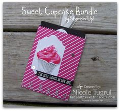 Sweet Cupcake Bundle becreativewithnicole.com