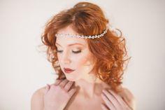 FLEUR Gatsby hairband rhinestones headband headpiece