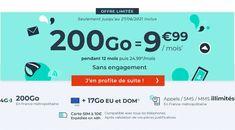 Cdiscount Mobile vous permet de réduire vos prochaines factures en souscrivant à son forfait comprenant pas mal de data. Durant quelques jours seulement, le site marchand propose un forfait de 200 Go à moins de 10 euros. Une offre intéressante...